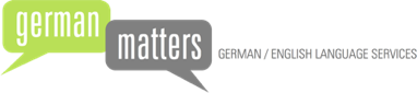 German Matters Logo